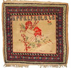 antique armenian handmade wedding rug 1900s for sale at pamono