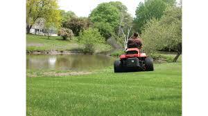 landscape contractors rank zero turn riding mowers