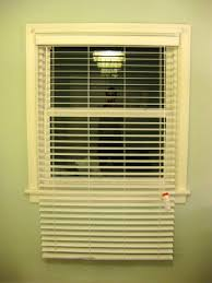 Installing Window Blinds Outside Mount The Blind And Shutter Gallery Custom Blinds Shades Shutters