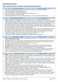 Sample Resume For Oracle Pl Sql Developer resume of sugavanan oracle apps technical consultant