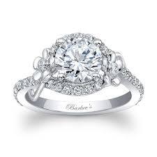 flower engagement rings barkev s flower engagement ring 7936l