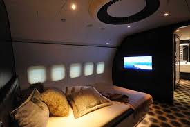 Private Plane Bedroom Bbj Private Aircraft Interior Marc Newson Ltd