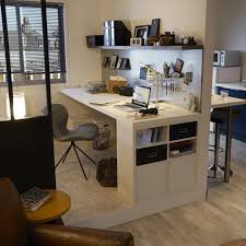 coin bureau petit espace 10 conseils pour aménager un bureau chez soi bureaus ikea hack