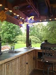 Outdoor Bar Cabinet Doors 100 Best Tiki Bar Ideas Images On Pinterest Outdoor Tiki Bar