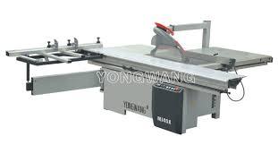 Sliding Table Saw For Sale Qingdao High Quality Mj6132 Ta Woodworking Sliding Table Panel Saw