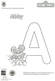 abby cadabby coloring pages chuckbutt com