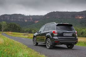 2017 subaru forester slammed subaru cars news forester gets 2016 facelift pricing and specs