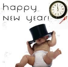 new years baby baby new year windupmyskirt