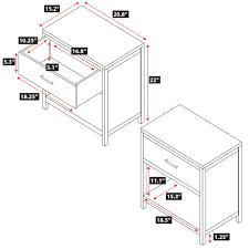 niko nightstand epoch design