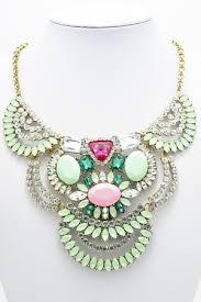 statement necklace wholesale images Buy wholesale jewellery uk wholesale vintage gold sparkle jpg