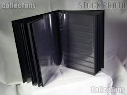 black page photo album stockbook 64 black page st album lighthouse lzs4 32n black