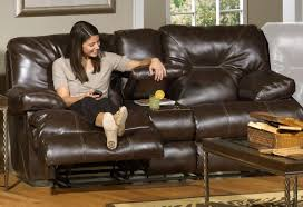 Catnapper Leather Reclining Sofa Bonded Leather Couch Durability Laura Williams