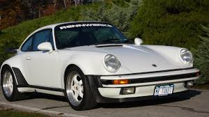 porsche 930 turbo 1976 a porsche 911 turbo carrera u s prototype is up for auction at rm