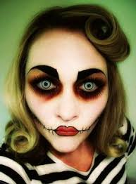 Killer Doll Halloween Costume Creepy Doll Costume Creepy Doll Halloween Costume Halloween