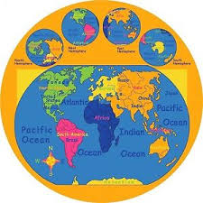 map of continents school classroom educational world map continents oceans area
