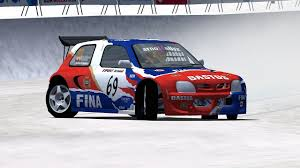 nissan micra race car nissan micra t3f trophée andros ffsca youtube