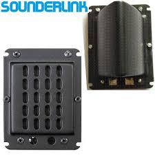diy monitor audio flat speaker planar transducer ribbon tweeter