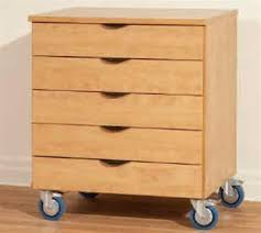 storage cabinet with drawers deluxe wood heavy duty mobile multi drawer storage cabinet candex