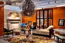Orange Interior Design  Fresh Bright Ideas Interior Design - Orange interior design ideas