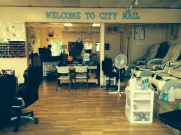 city nail salon home facebook