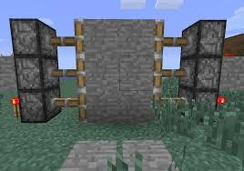 Minecraft Secret Bookshelf Door How To Create A Hidden Piston Door In Minecraft Minecraft