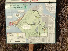 seattle map discovery park park map picture of discovery park seattle tripadvisor
