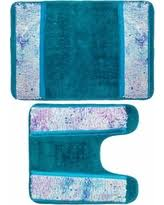 Aqua Bathroom Rugs Deals For Seashell Bath Rugs