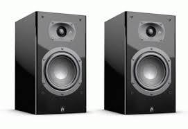 Review Bookshelf Speakers Audio Intimus 5b Bookshelf Speaker Reviewed