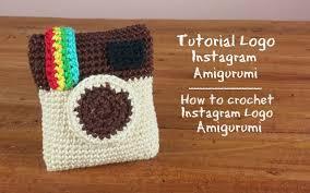 Logo Instagram Amigurumi How To Crochet Instagram Logo