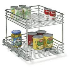 High Line Kitchen Pull Out Wire Basket Drawer Baskets Pull Out Chrome Wire Or Wicker Storage Baskets For Base