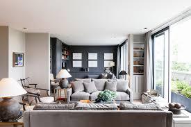 Grey Home Interiors Endearing Grey Sofa Living Room Ideas Also Inspiration Interior