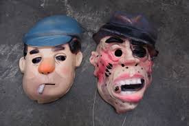 70s halloween masks almost killed us but we loved them anyway a