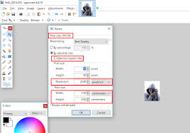 tools for editing photos for government exams online application