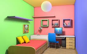 Colorful Interior Colorful Room Interior By Amitwati On Deviantart