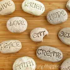 edible rocks sweet serenity stones hungry happenings recipes object lessons