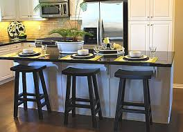 kitchen setting ideas setting up a kitchen island with seating inside chairs design 14