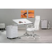 chaise de bureau design fauteuil de bureau design radar blanc par drawer