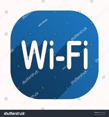 wireless network icon vector design stock vector 320262896