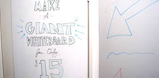 Vemund Whiteboard Magnetic Board White A Whiteboard For Only 15 Primer