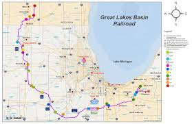 Illinois Railroad Map by Illinois State Representatives Back Resolution Against Great Lakes