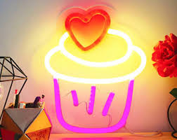 Neon Signs For Bedroom Neon Sign Etsy