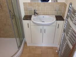 Bathroom Fitted Furniture by Fitted Furniture Ideal Standard Space 55cm Semi Recessed Basin