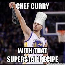 Stephen Curry Memes - lol he s a chef xd stephen curry know your meme