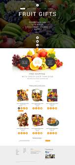 fruit gifts by mail fruit gift baskets woocommerce theme