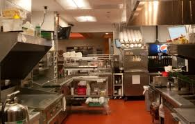 Restaurant Kitchen Lighting Fast Food Restaurant Led Lighting Study A W Cree Lighting