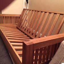futon beds wooden frame roselawnlutheran