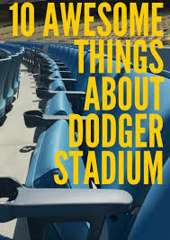 lexus dugout club seats 10 awesome things about dodger stadium momsla