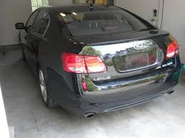 lexus gs 350 awd 2007 the sale of my 2007 gs350 awd the with a