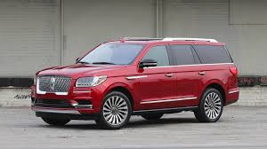 lincoln navigator back 2018 lincoln navigator first drive large and in charge