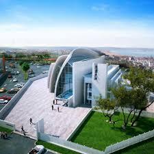 architecture modern modern public landscape design style landscape